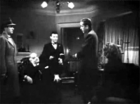 The Maltese Falcon group of characters