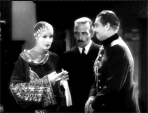 Mata Hari and two men